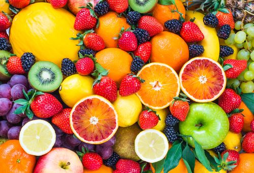 Fruits for glowing bridal skin