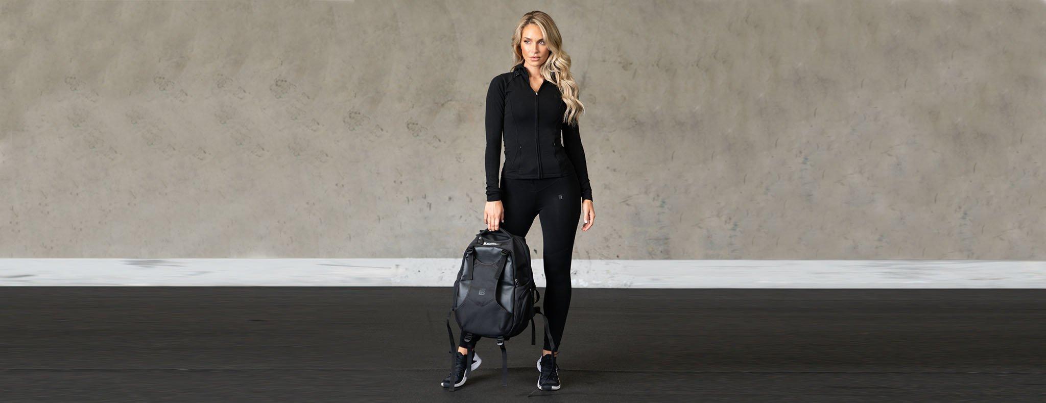 Born Tough Workout Bag