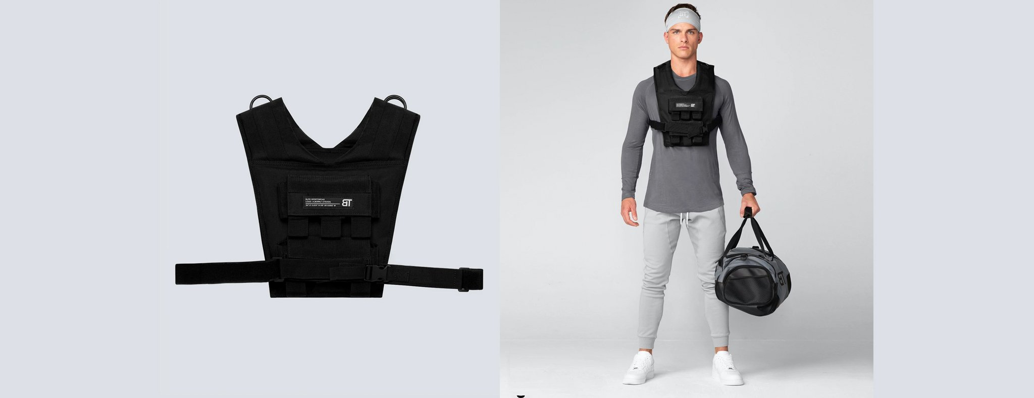 Born Tough Weighted Vest