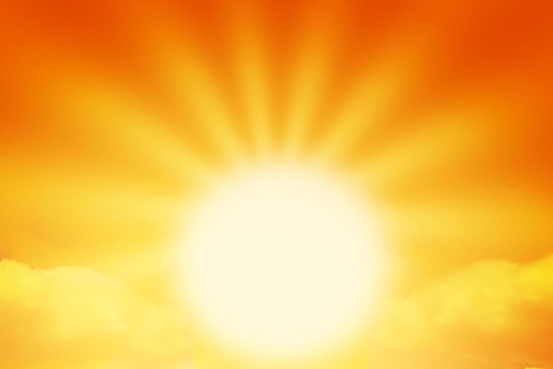 photo of the sun