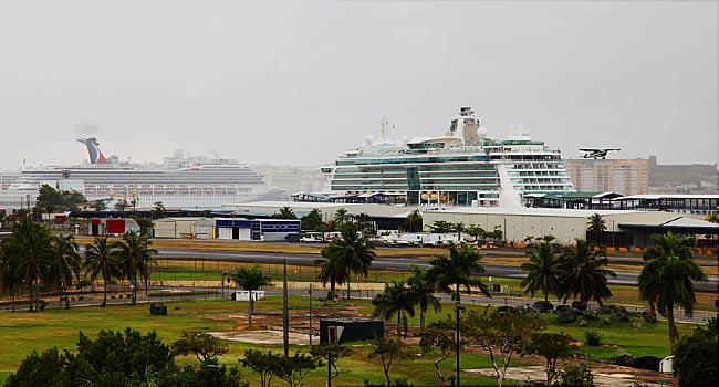 cruise ship in puerto rico