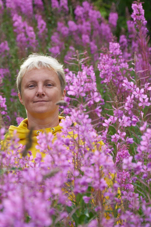 Marta from Poland, living in Helsinki, Finland