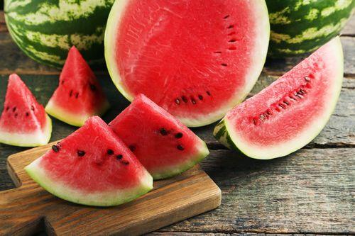 Watermelon - Hydrating food