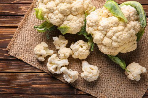 Cauliflower - Hydrating food