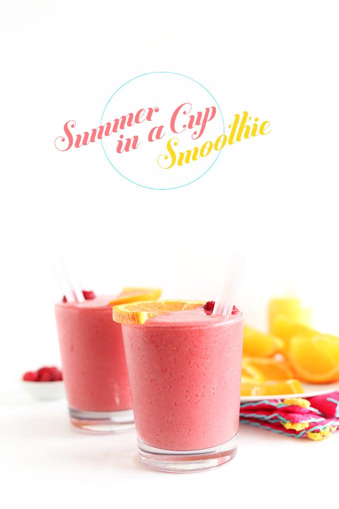 Summer Berry Smoothie