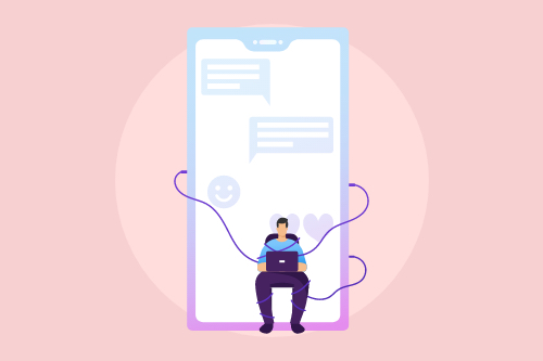 Connecting everything to the virtual world - Digital dependence