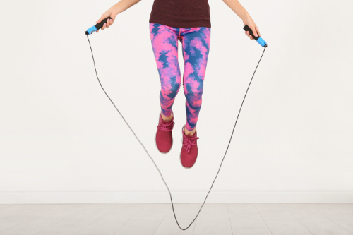 Jump rope - Tabata workout
