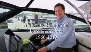 In Loving Memory of Loren J. Feldner (1960-2019)