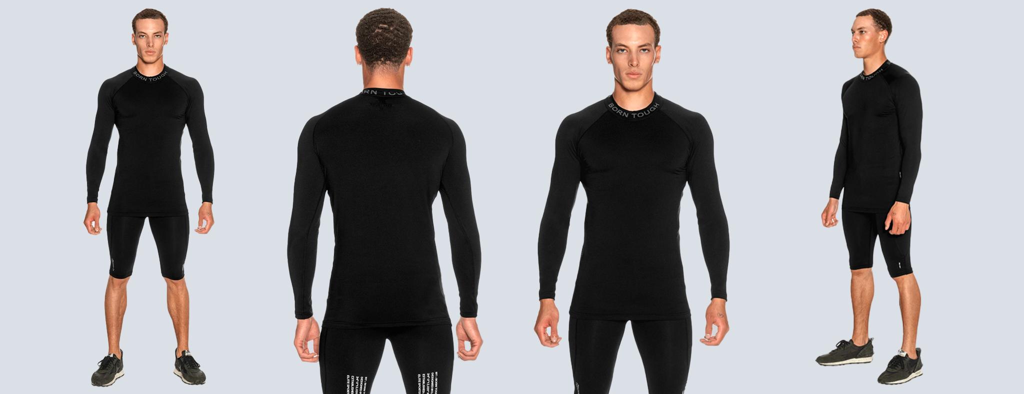 Long Sleeve Shirt Compression