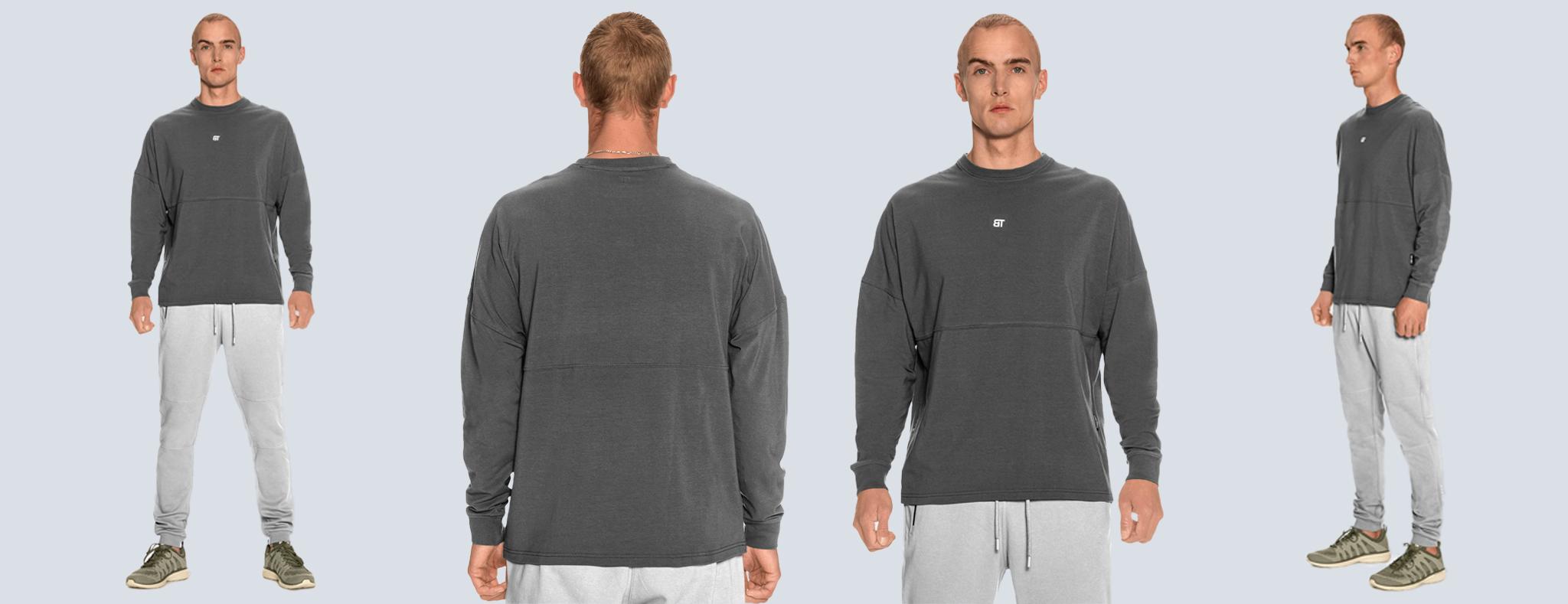 Long Sleeve Shirt Viscose
