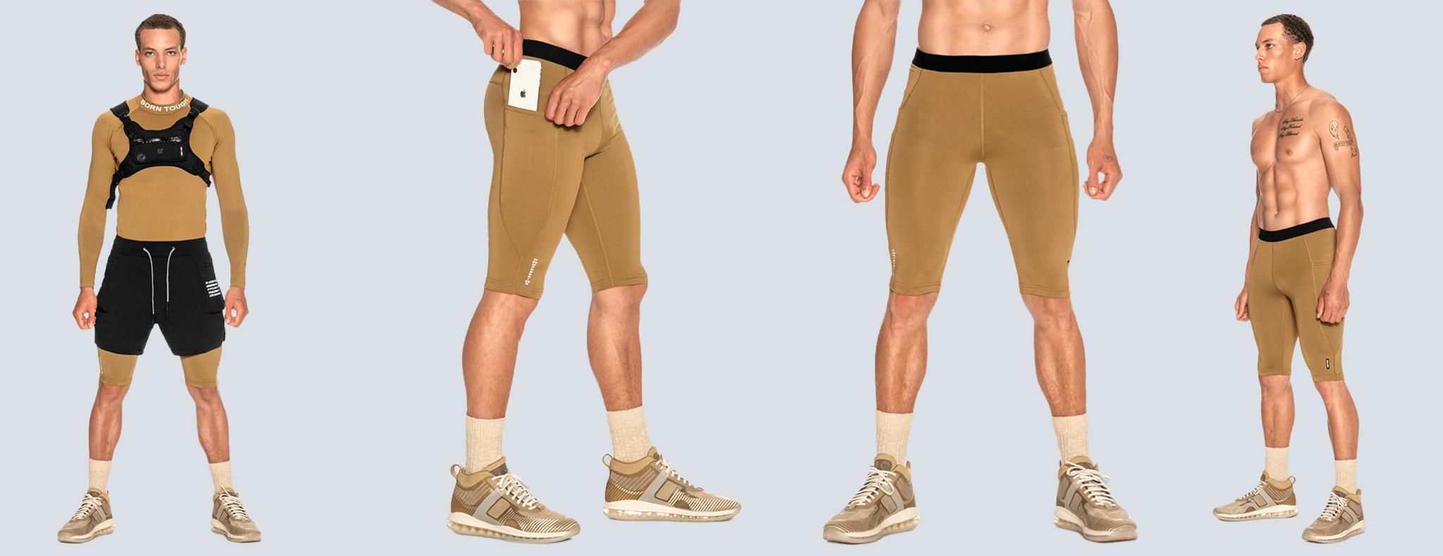 Shorts Compression