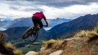 Mountain biking New Zealand's Rude Rock Trail